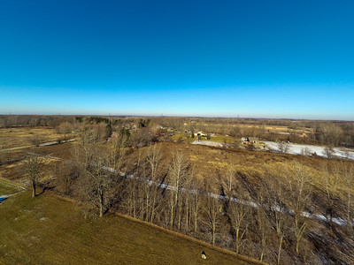 Touch of Snow at the Park 24 : Aerial Photography from Project Aerospace