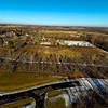 Touch of Snow at the Park 9 : Aerial Photography from Project Aerospace