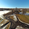 Touch of Snow at the Park 20 : Aerial Photography from Project Aerospace