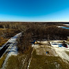 Touch of Snow at the Park 10 : Aerial Photography from Project Aerospace