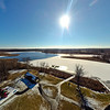 Touch of Snow at the Park 16 : Aerial Photography from Project Aerospace