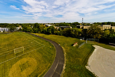 Deserted Architecture in Summer 14 : Aerial Photography from Project Aerospace