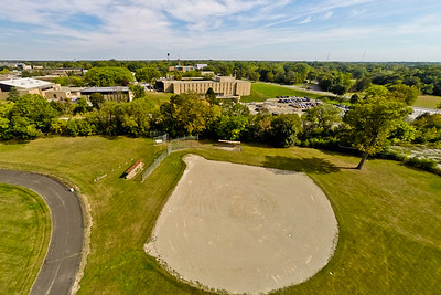 Deserted Architecture in Summer 7 : Aerial Photography from Project Aerospace