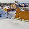 Deserted Architecture in Winter 11 : Aerial Photography from Project Aerospace