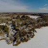 Winter with the Lakes and Forests  3 : Aerial Photography from Project Aerospace