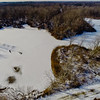 Winter with the Lakes and Forests  5 : Aerial Photography from Project Aerospace