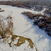 Winter with the Lakes and Forests 12 : Aerial Photography from Project Aerospace