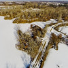 Winter with the Lakes and Forests 14 : Aerial Photography from Project Aerospace