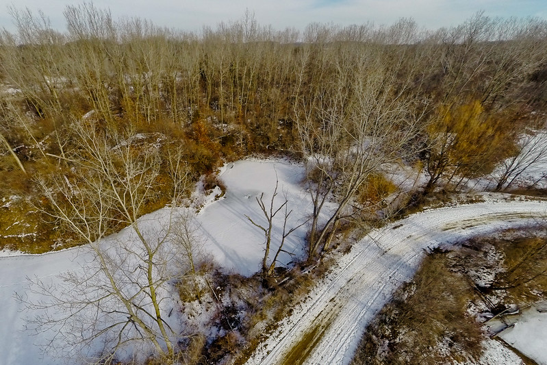 Winter with the Lakes and Forests 20 : Aerial Photography from Project Aerospace
