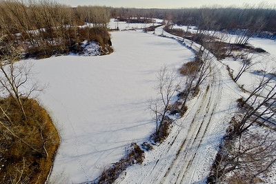 Winter with the Lakes and Forests 7 : Aerial Photography from Project Aerospace