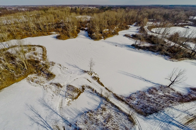 Winter with the Lakes and Forests 11 : Aerial Photography from Project Aerospace