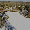 Winter with the Lakes and Forests  4 : Aerial Photography from Project Aerospace