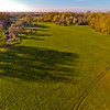 Deep Autumn Field and Forest 3  : Aerial Photography from Project Aerospace