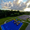Summer Sunset at the Park 8 : Aerial Photography from Project Aerospace