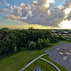 Summer Sunset at the Park 9 : Aerial Photography from Project Aerospace