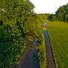 Summer Sunset at the Park 11 : Aerial Photography from Project Aerospace