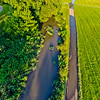 Summer Sunset at the Park 12 : Aerial Photography from Project Aerospace