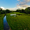 Summer Sunset at the Park 5 : Aerial Photography from Project Aerospace
