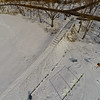 Community Park in Winter 6 : Aerial Photography from Project Aerospace