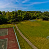 Community Park in Early Autumn 3 : Aerial Photography from Project Aerospace