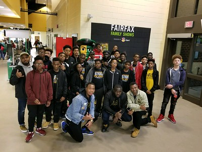 2018 GMU Basketball Game with Iota Alpha