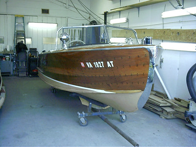 Starboard front view.