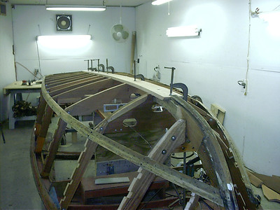installing new keel