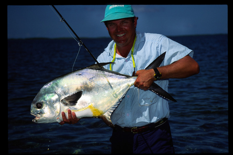terry Gunn and permit.