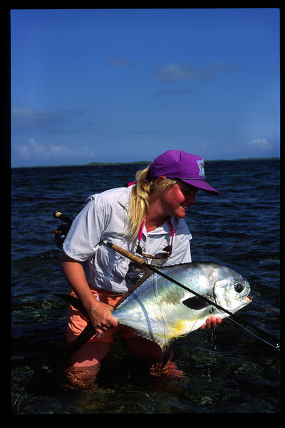 Wendy Gunn and permit