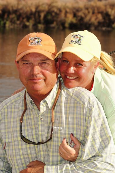 Terry and Wendy Gunn 2013