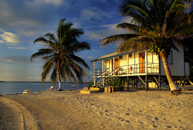 Turneffe Flats Lodge Belize