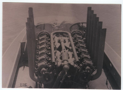 original engine V12 Liberty