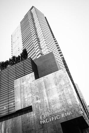 Fairmont Pacific Rim Hotel, Vancouver