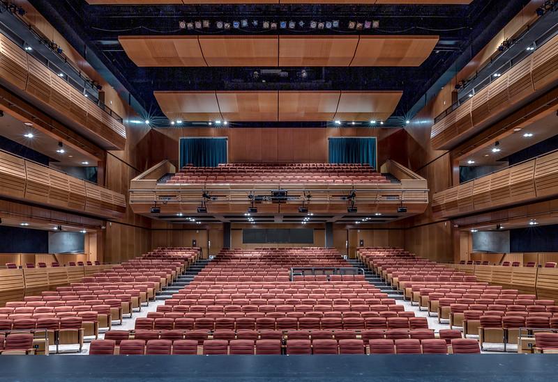 The Burlington performance Arts Theater