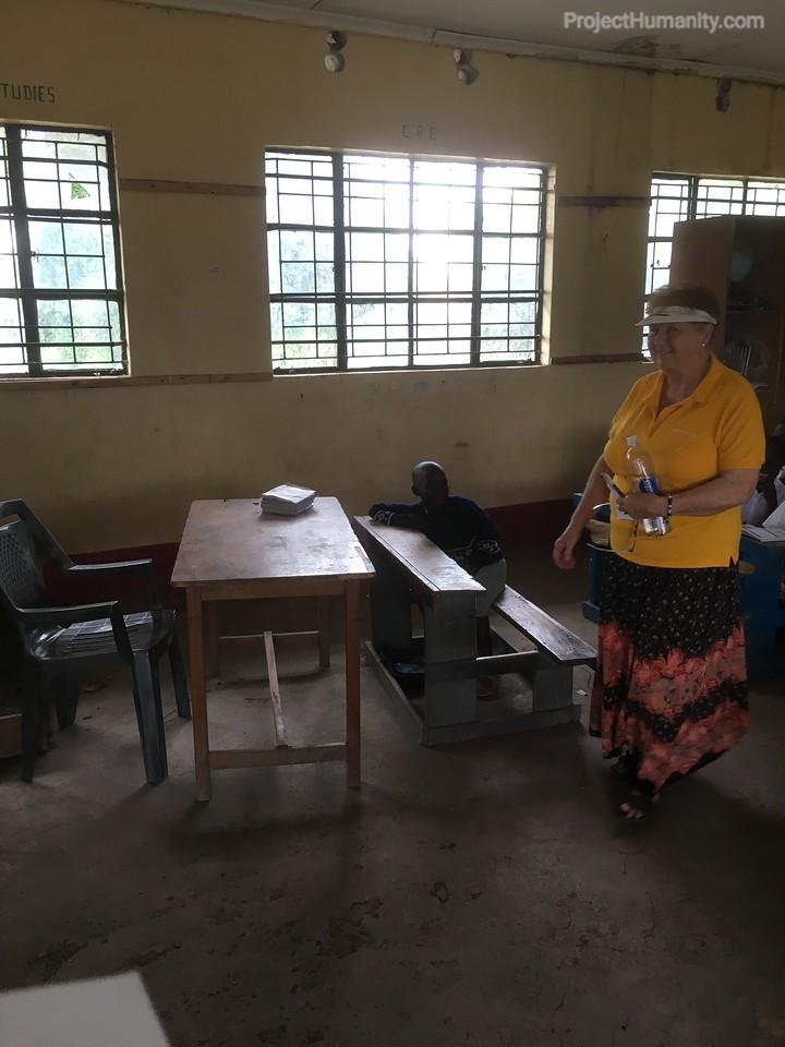 Obambo Primary School