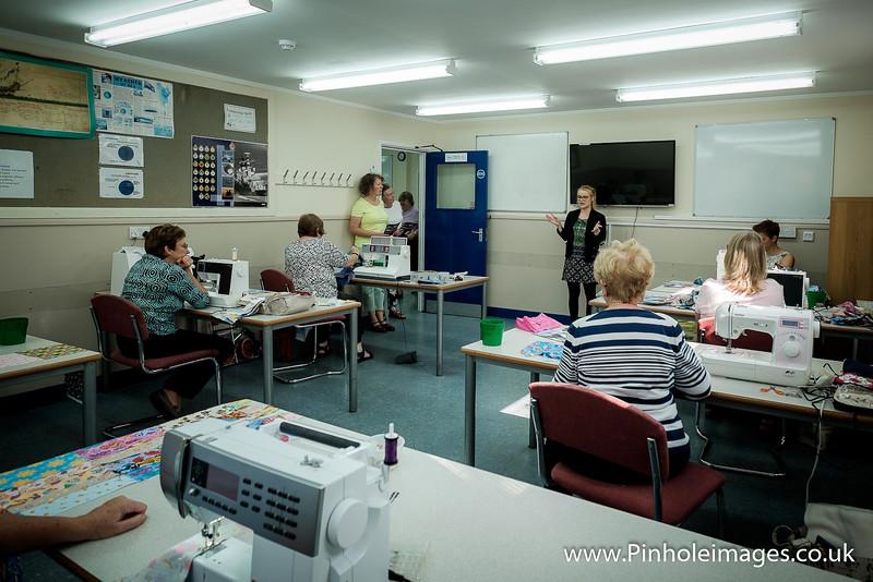 Talk by Sian from Queen Elizabeth Hospital Birmingham