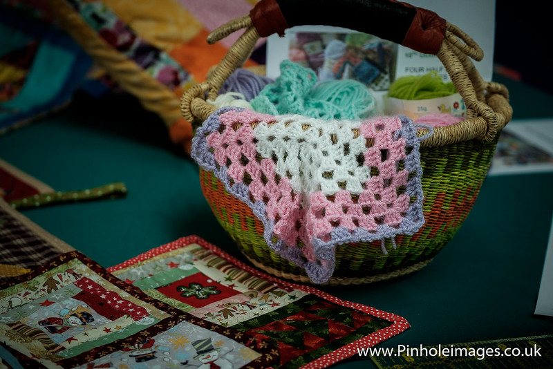 Joy's Crochet Class at Pastures New Quilting