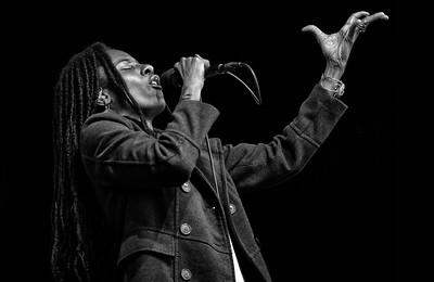 Jah 9 at Africa Oye 23rd June 2019