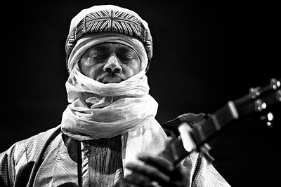 Tinariwen at The Invisible Wind Factory, Liverpool