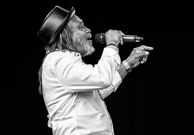 Horace Andy at Africa Oye 22nd June 2019