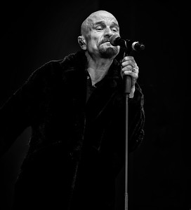 Tim Booth, James at Heaton Park, Manchester 15 June 2019