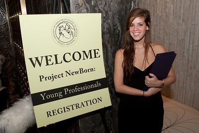 Project NewBorn Young Professionals Social