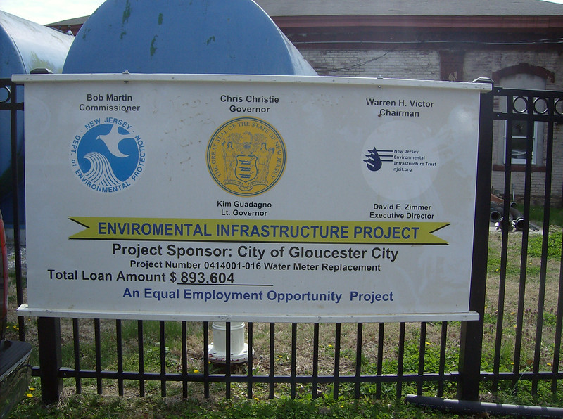 Gloucester City Drinking Water Project