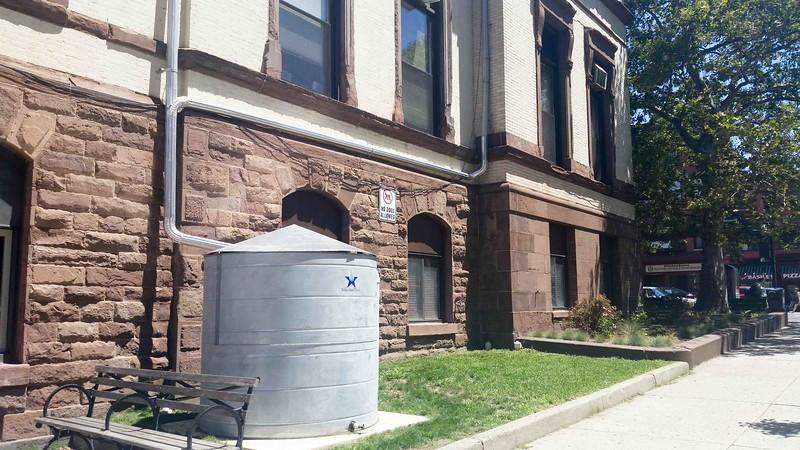 Hoboken City Clean Water Project