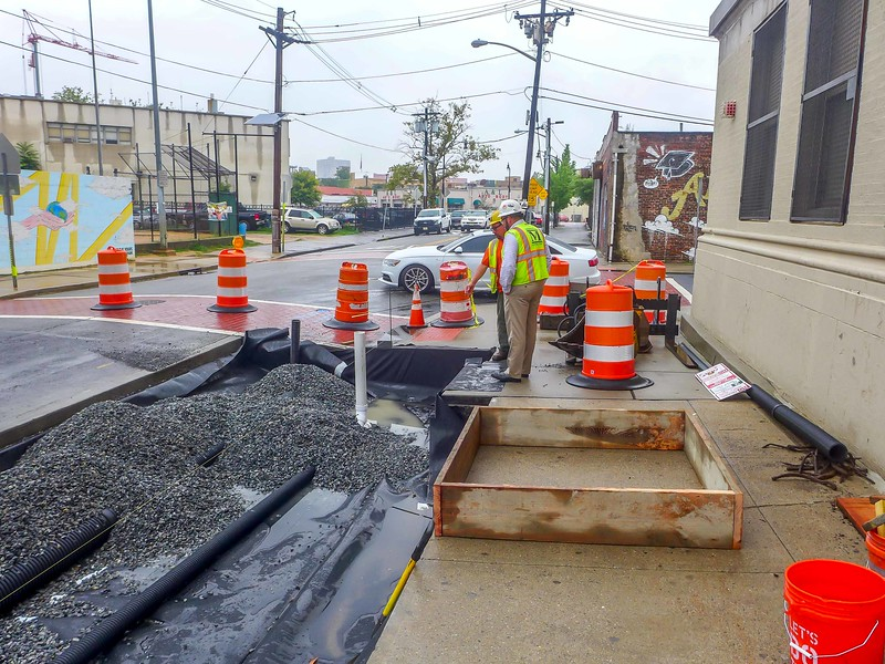 Jersey City Municipal Utilities Authority Clean Water Project