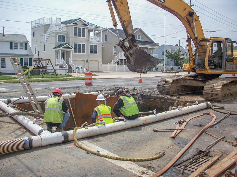Long Beach Township Clean Water Project