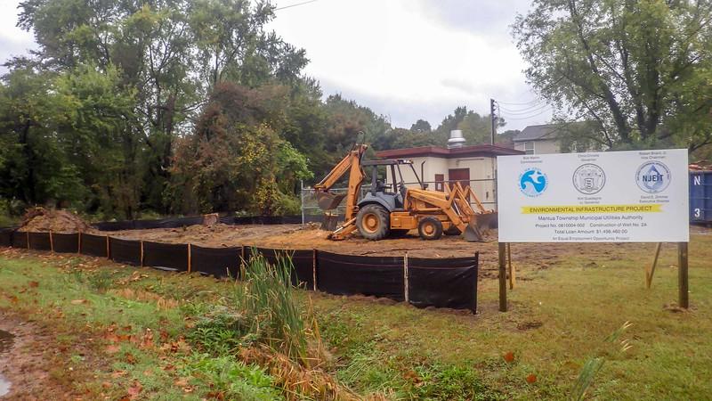 Mantua Municipal Utilities Authority Drinking Water Project