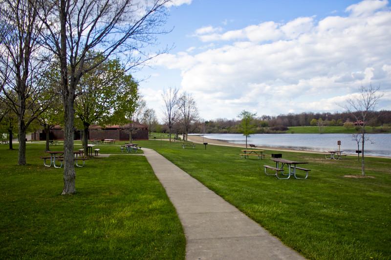 Seven Lakes Michigan State Park 12