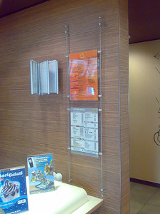 McDonalds Menu Display