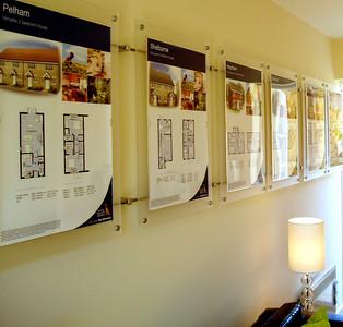Real Estate Showroom Display